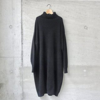 Ordinary fits | WALL KNIT(BLK)