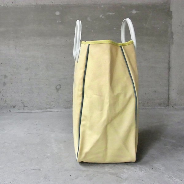 【30%OFFセール】YOUNG & OLSEN The DRYGOODS STORE | CANVAS CARRYALL TOTE(YELLOW)