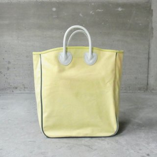 【20%OFFセール】YOUNG & OLSEN The DRYGOODS STORE | CANVAS CARRYALL TOTE(YELLOW)