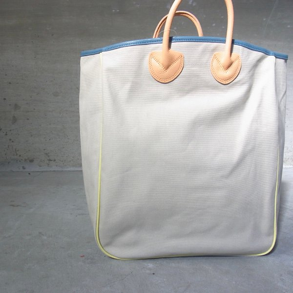 【予約商品】YOUNG & OLSEN The DRYGOODS STORE | CANVAS CARRYALL TOTE(BEIGE)