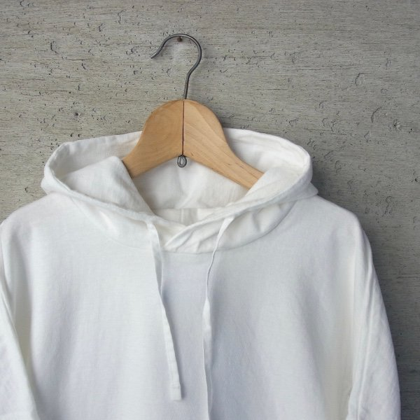 CURLY | FROSTED LS PARKA(WHITE)