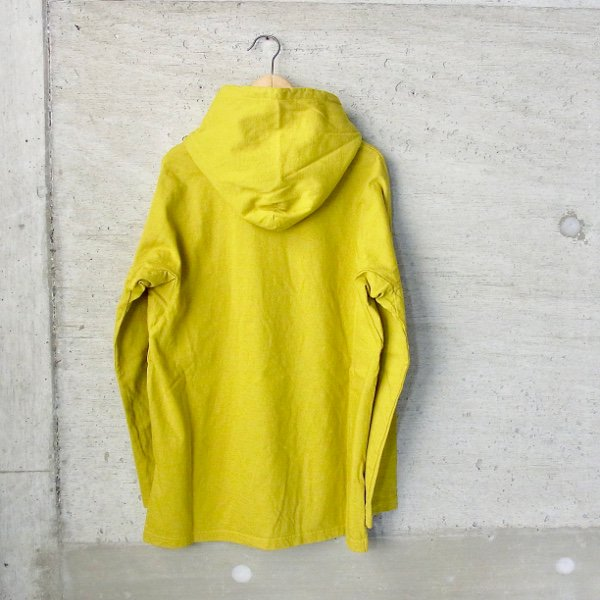 CURLY | FROSTED LS PARKA(SAFFRON YELLOW)