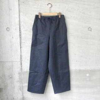 DIGAWEL | WIDE EASY PANTS(NAVY)