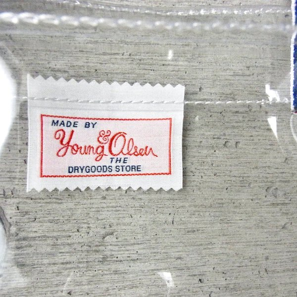 YOUNG & OLSEN The DRYGOODS STORE | Y&O PP CLEAR BAG(CLEAR)