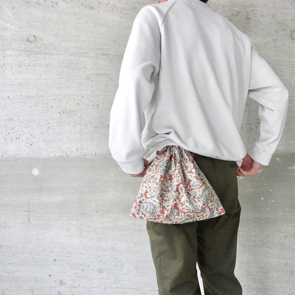 YOUNG & OLSEN The DRYGOODS STORE | OLD AMERICAN POCKET(RED PAISLEY)