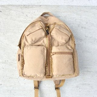 DIGAWEL | POCKET DAY PACK(CAMEL)
