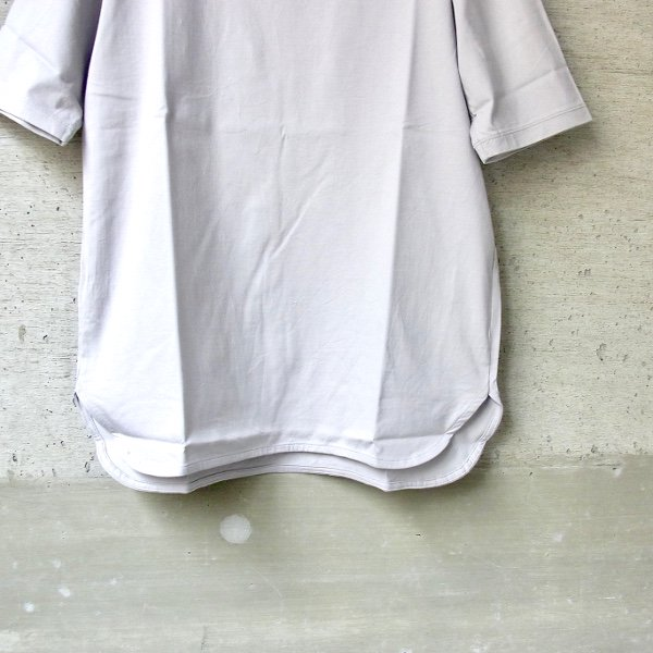 CURLY | SDH HS CN TEE(LT.GRAY)