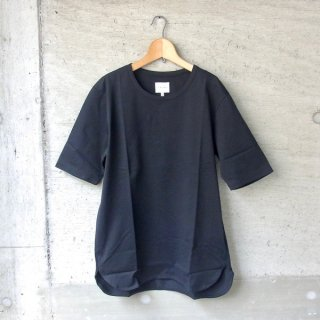 CURLY | SDH HS CN TEE(BLACK)
