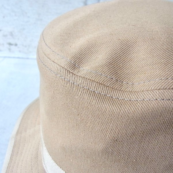 CURLY | NOMADIC HAT(BEIGE)