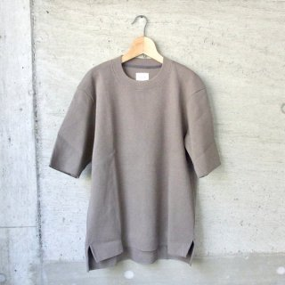 CURLY | CLOUDY HS CN TEE(GRAGE)