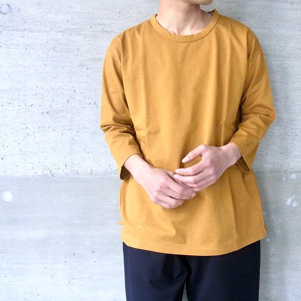Ordinary fits | FLEX TEE(CAM)