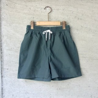 【40%OFFセール】DIGAWEL | BAGGY SHORTS(D.GREEN)