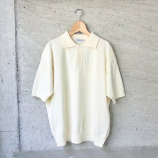 Ordinary fits | POLO KNIT(ECR)