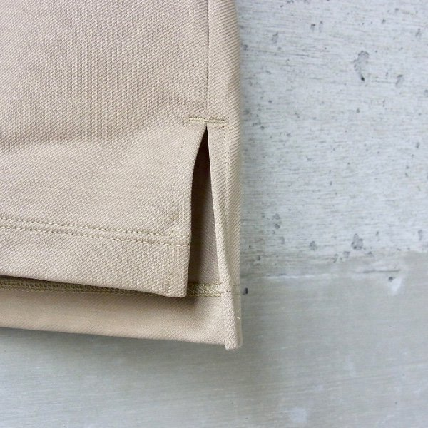CURLY | PROSPECT SS SHIRTS(BEIGE)