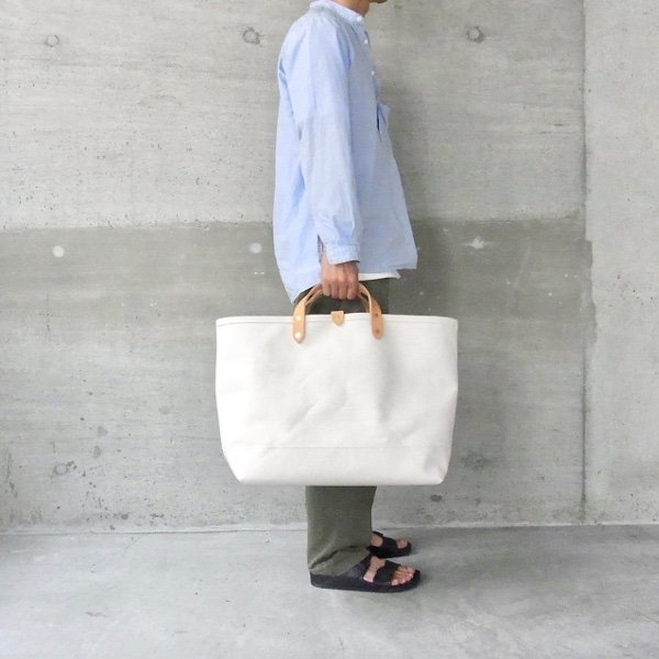 KEESE | BOAT TOTE L(NATURAL)