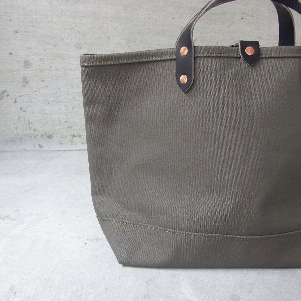 KEESE | BOAT TOTE M(OLIVE)