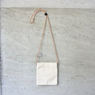KEESE | HANG POUCH(NATURAL)