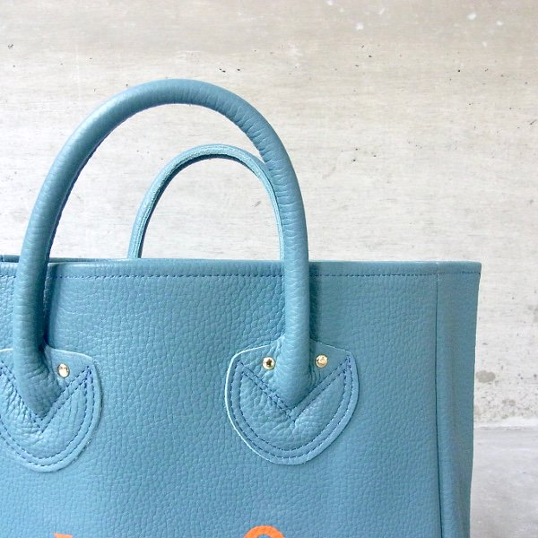 YOUNG & OLSEN The DRYGOODS STORE | PAINTER'S LEATHER TOTE(HYDRO)