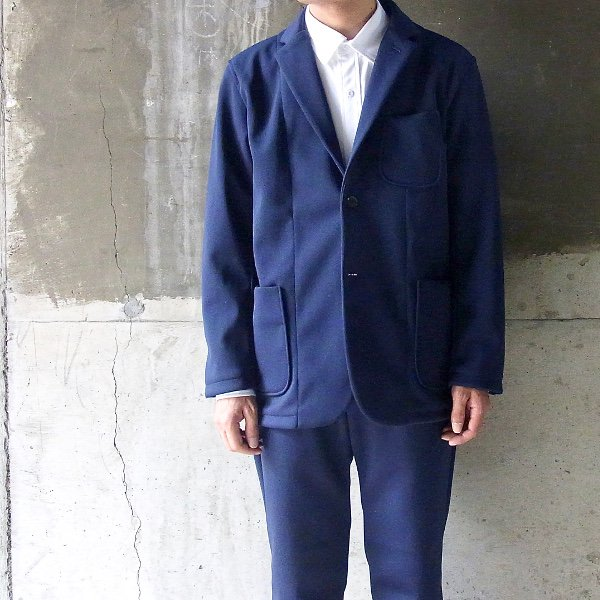 CURLY | TRACK JACKET(NAVY)