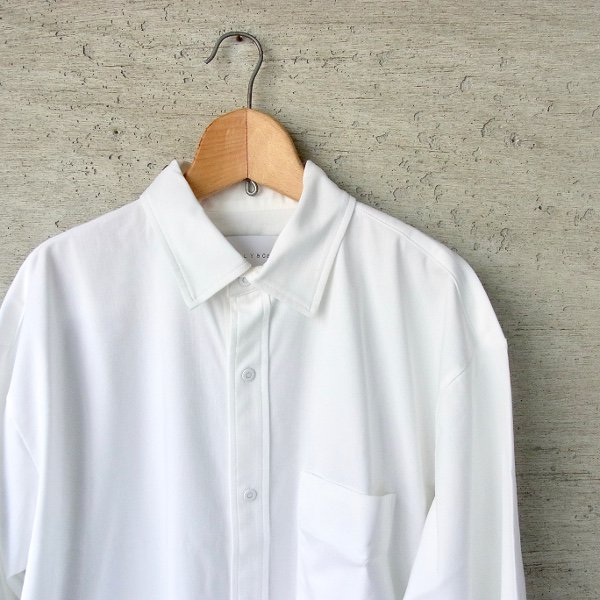 CURLY | FINSBURY RC SHIRTS(WHITE)