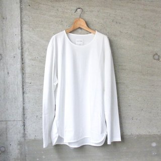 CURLY | CCR LS CN TEE(WHITE)