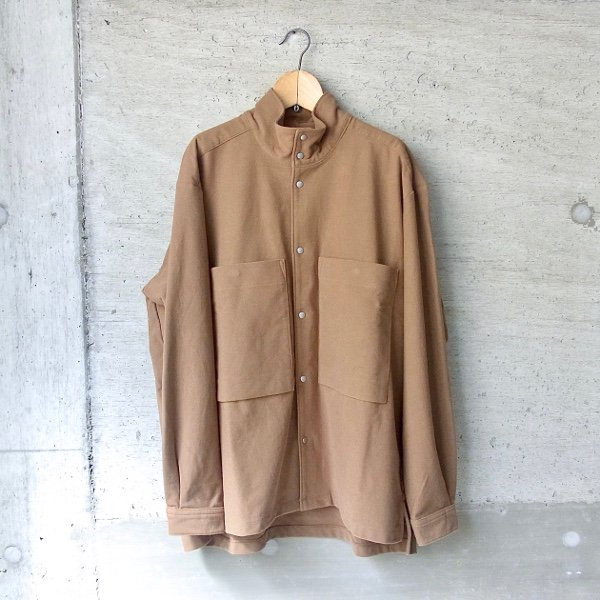 【40%OFFセール】CURLY | CLIFTON SC SHIRCKET(BEIGE)