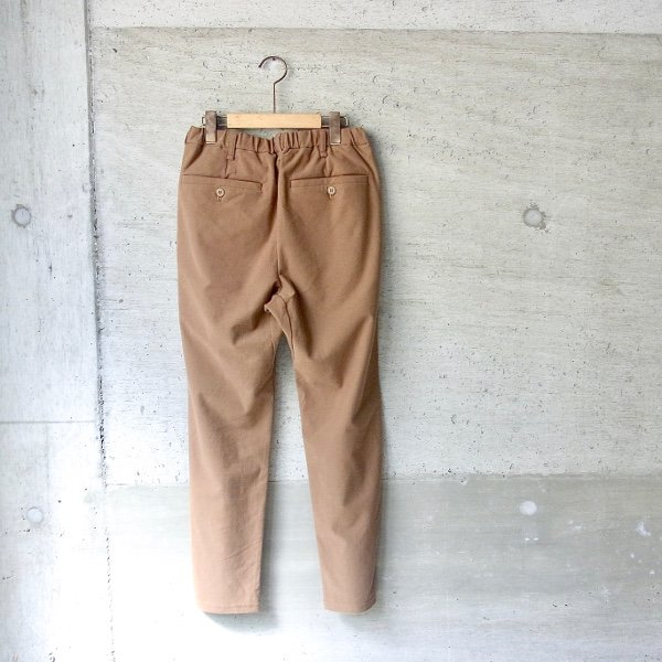 CURLY | CLIFTON EZ TROUSERS(BEIGE)