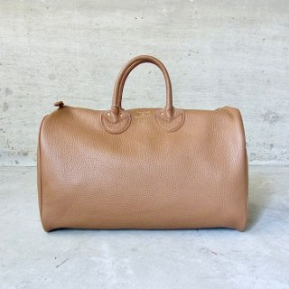 YOUNG & OLSEN The DRYGOODS STORE | EMBOSSED LEATHER BOSTON M(BROWN)