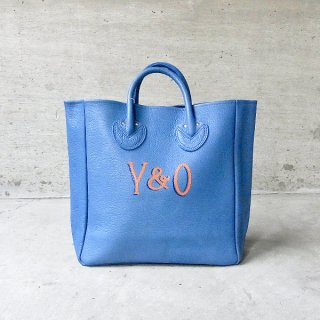 YOUNG & OLSEN The DRYGOODS STORE | PAINTER'S LEATHER TOTE(BLUE JEAN)