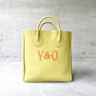 YOUNG & OLSEN The DRYGOODS STORE | PAINTER'S LEATHER TOTE(ANTIQUE GOLD)