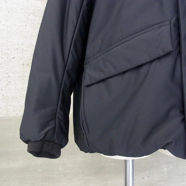 CURLY | BROMLEY PADDING BLOUSON(BLACK)