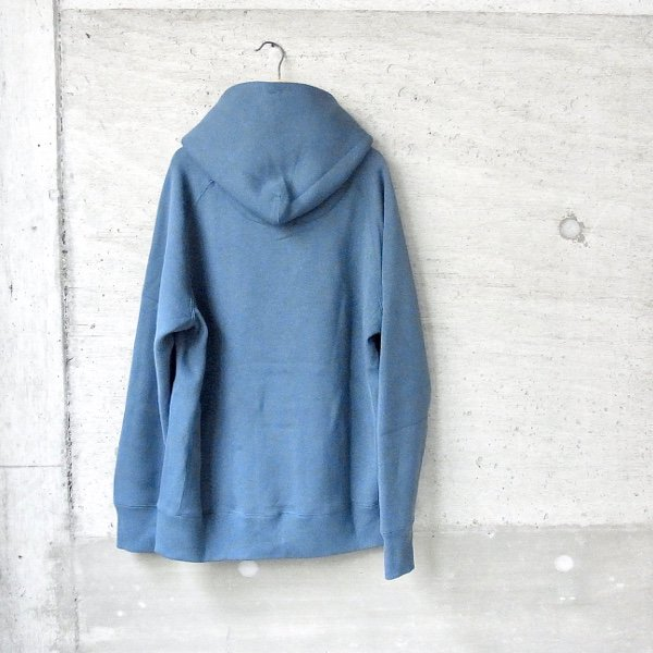 CURLY   BRIGHT PO PARKA(INK GREEN)