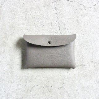 ippei takei | pouch S(leather gray)