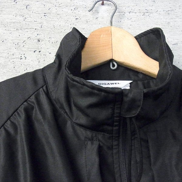 DIGAWEL | POCKET BLOUSON(BLACK)