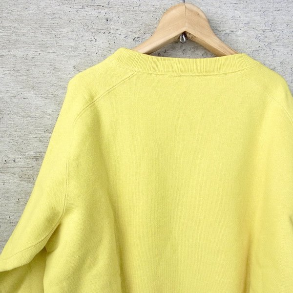【30%OFFセール】YOUNG & OLSEN The DRYGOODS STORE | LOOP WHEELED FREEDOM SWEAT(PISTACHIO)