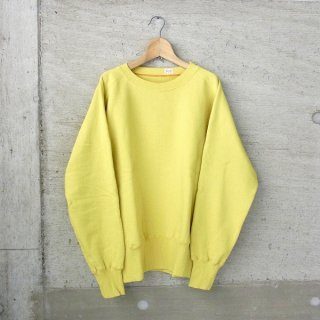 YOUNG & OLSEN The DRYGOODS STORE | LOOP WHEELED FREEDOM SWEAT(PISTACHIO)