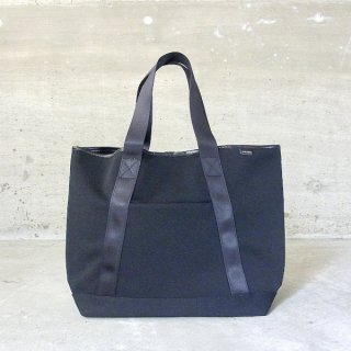 CURLY | TRACK TOTE(BLACK)