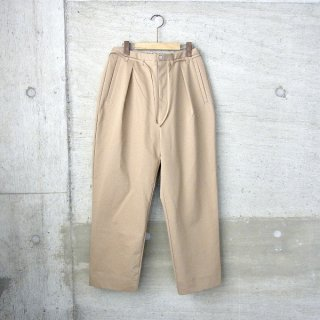 CURLY | NOMADIC TROUSERS(BEIGE)