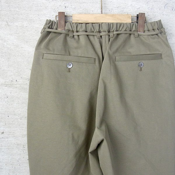 CURLY | NOMADIC TROUSERS(OLIVE)