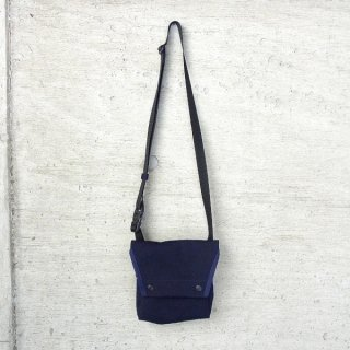 CURLY | TRACK MINI SHOULDER(NAVY)