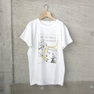 YOUNG & OLSEN The DRYGOODS STORE | AMERICAN PRINTED TEE(HUMAN)