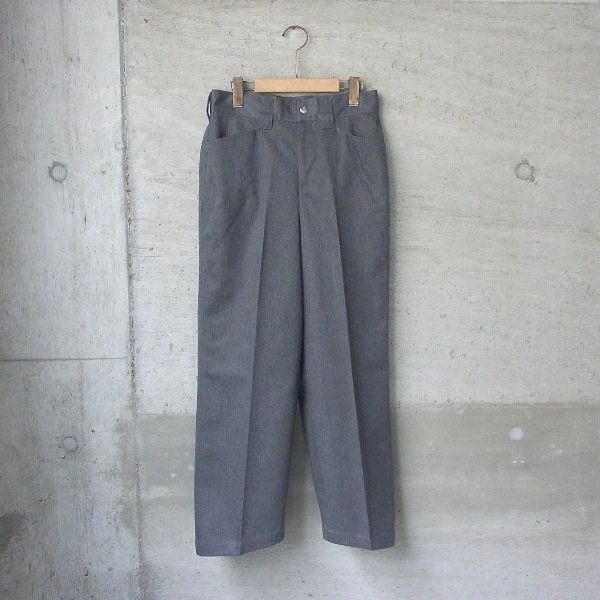 DIGAWEL | WORK SLACKS�(GRAY)