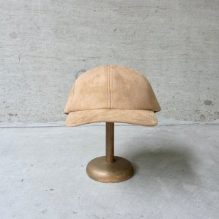 CURLY | UPLIGHT 6P  CAP(BEIGE)