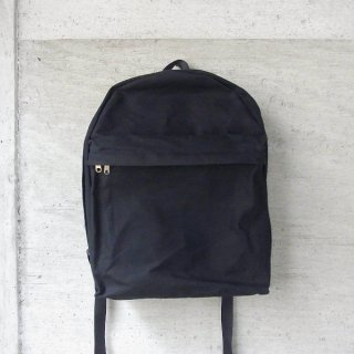 KEESE   CANVAS DAY PACK(BLACK)