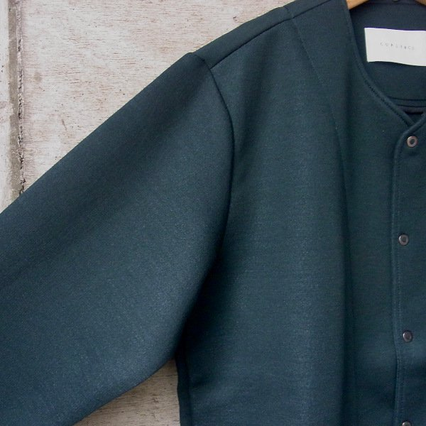 CURLY | BROMLEY NC SNAP CARDE(INK GREEN)