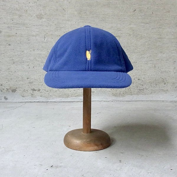 YOUNG & OLSEN The DRYGOODS STORE | JIMMY THE CAT POLAR CAP(BLUE)