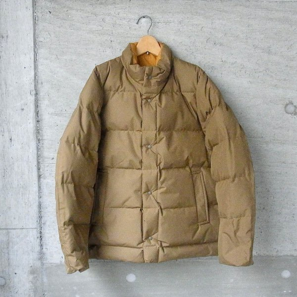 DIGAWEL | F/CE×DIGAWEL REVERSIBLE DOWN JACKET(ORANGE)