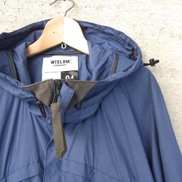 WISLOM | AUGUST -FEUILLE-(SMOKED BLUE)