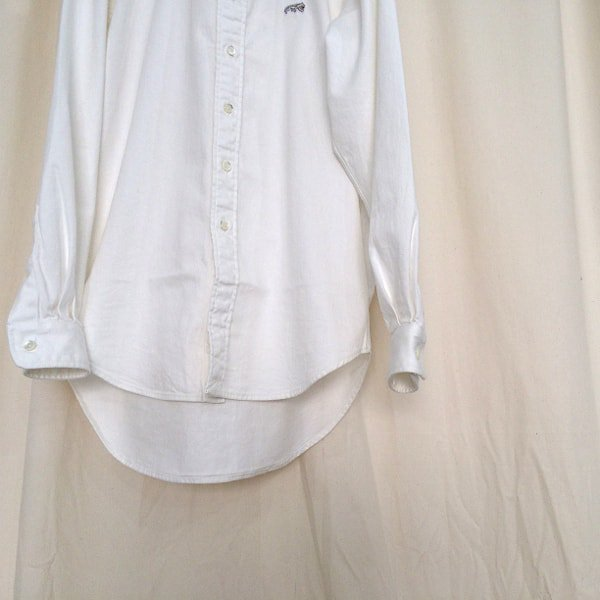 YOUNG & OLSEN The DRYGOODS STORE | BIG AMERICAN SHIRTS(WHITE)