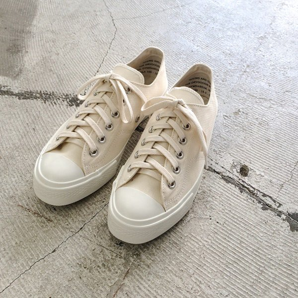 YOUNG & OLSEN The DRYGOODS STORE | GYMNASIUM SHOES(WHITE)
